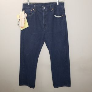 GOAT Levi's 501 Vintage Blue Men Jeans Size 36